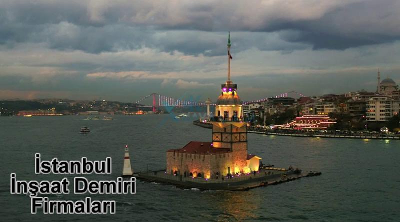 İstanbul İnşaat Demiri Firmaları